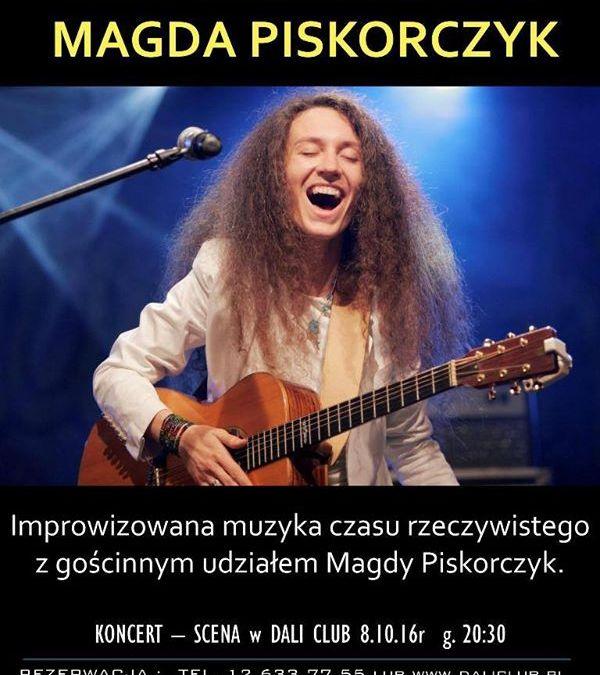 Acid Jazz Orbits & Magda Piskorczyk