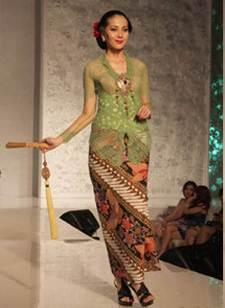 Fashion Busana Adat  Sejarah Dan Perkembangan Kebaya