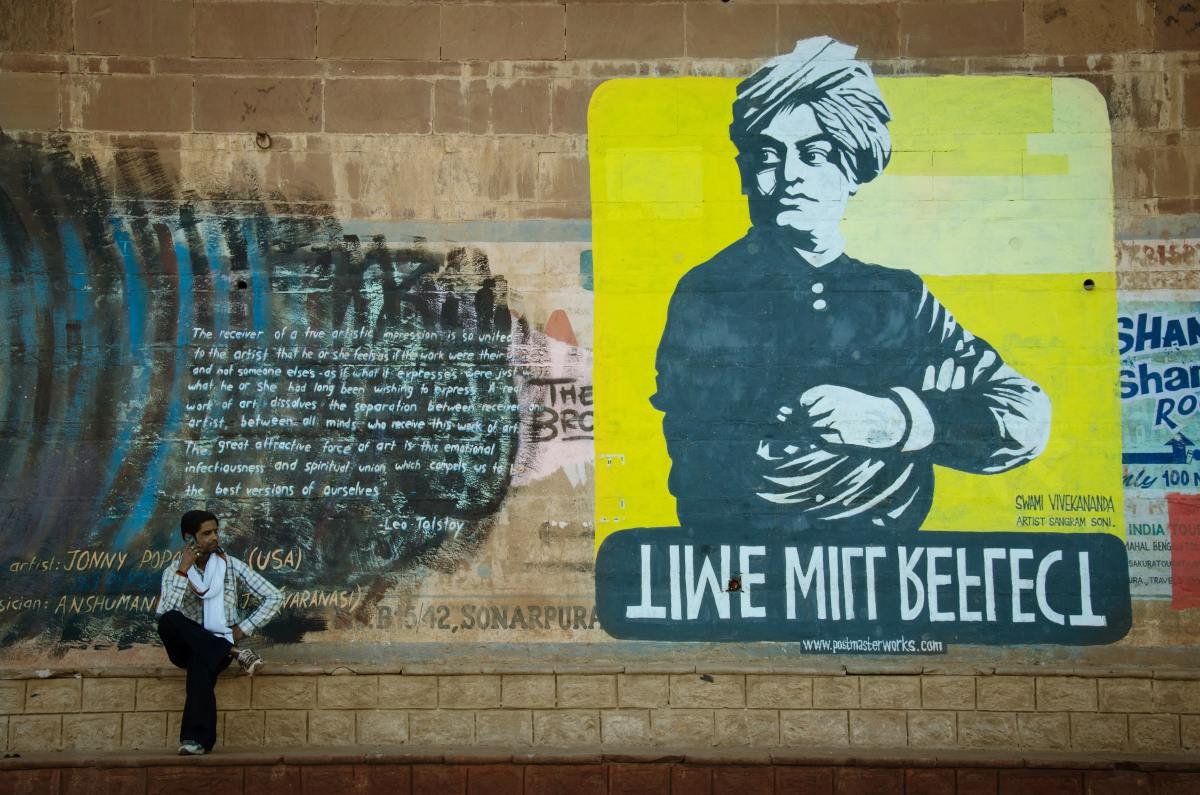Is Vivekananda still relevant today? (National Youth Day)