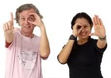 Glorinha e Renato homenageia às Mães no MAC