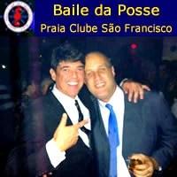 Baile da Posse sucesso no PCSF