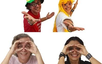 Glorinha e Renato no Municipal de Niterói