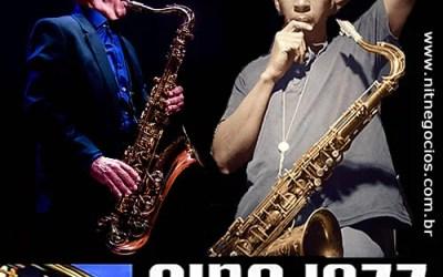 Cine Jazz homenageia John Coltrane no Jambeiro