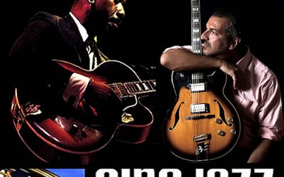 Cine Jazz homenageia o guitarrista Wes Montgomery