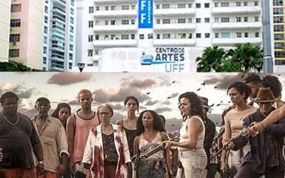 Lançamento nacional do filme Bacurau no Cine Arte UFF