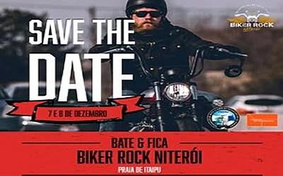 Biker Rock Niterói 2019 – Itaipu