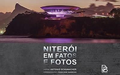 Fotógrafo lança livro com fotos inéditas de Niterói