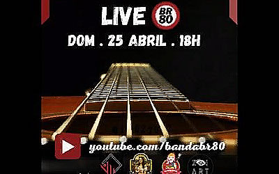 Live BR80 Acústico #9