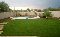 Astro Turf instead of grass? (maintenance, gardens ...