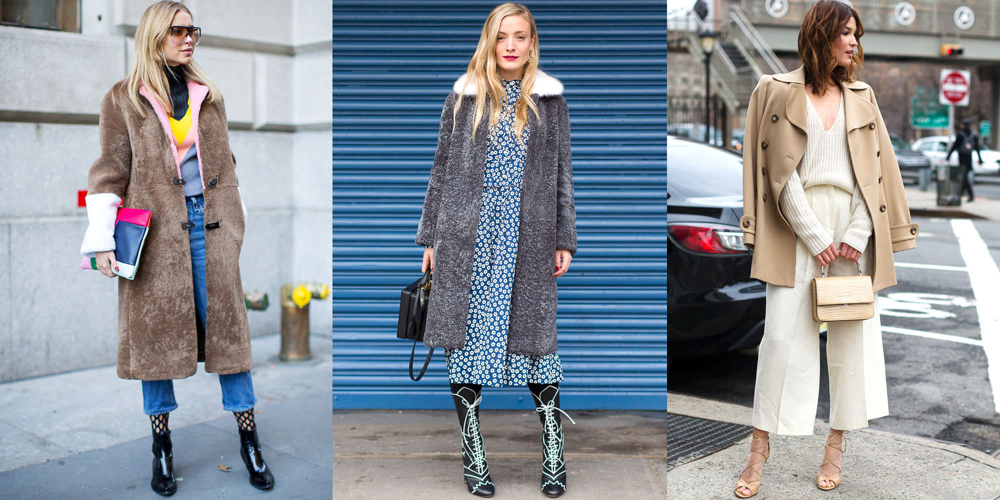15 styling tricks to steal from nyc's street style masters
