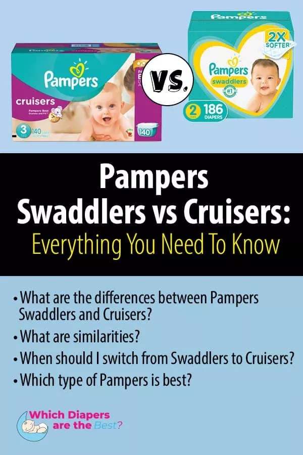 Pampers Swaddlers Vs Pure : pampers, swaddlers, Pampers, Swaddlers, Cruisers:, Everything
