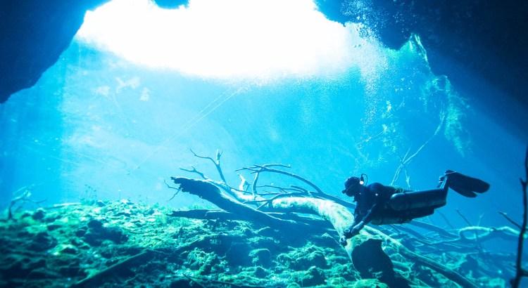 Cenote Carwash Mexico Tulum Cave Diving