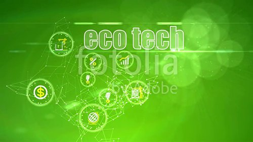 An ambitious 3d rendering of eco tech ideas bringing revenue 207625821