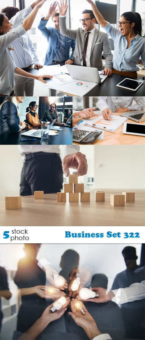 Photos - Business Set 322