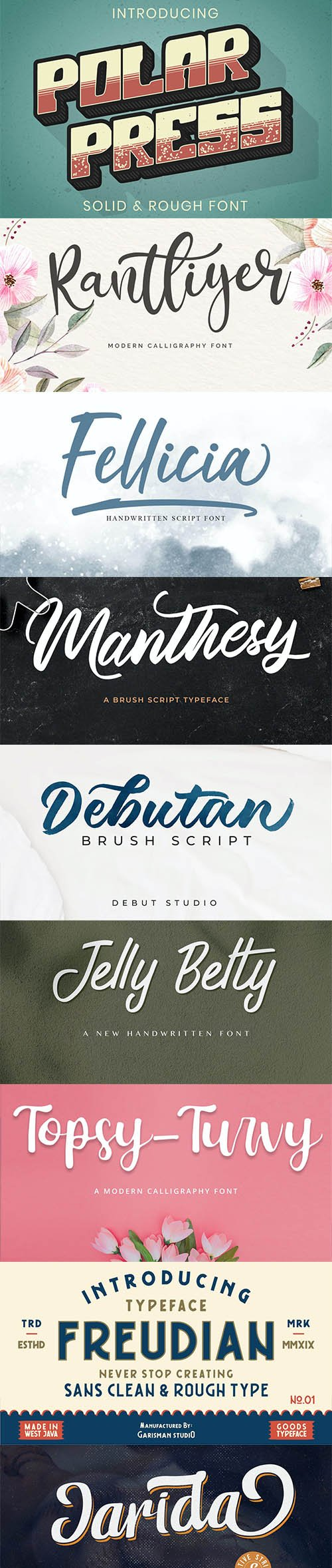 Download Fonts » NitroGFX - Download Unique Graphics For Creative ...