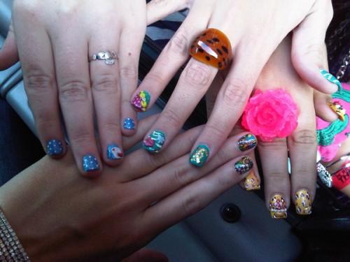 Katy Perry Nail Designs