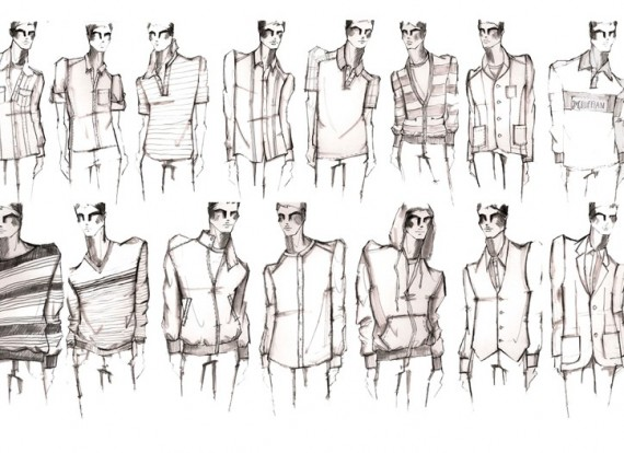 Threads & Heirs by Ruffian for Macy's Men's Private Label