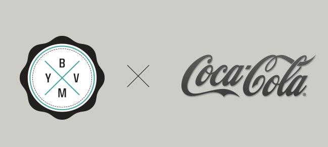 BYVM x Coca-Cola Design Your Own T-shirt Contest