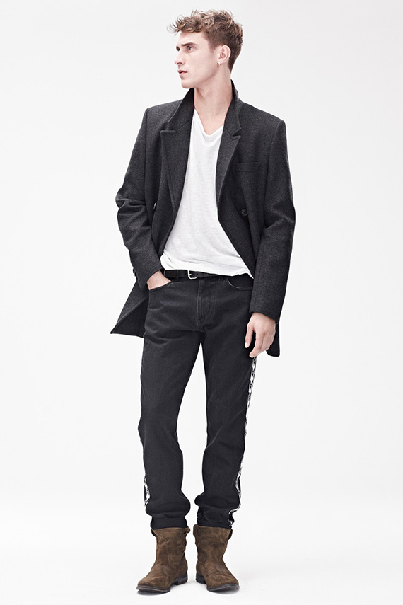 Isabel Marant for H&M – Mens Collection