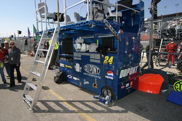 NASCAR Pit Box Manufacturer  Nitro Manufacturing