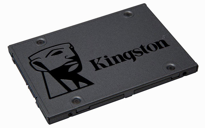 Top affordable SSDs - Kingston A400