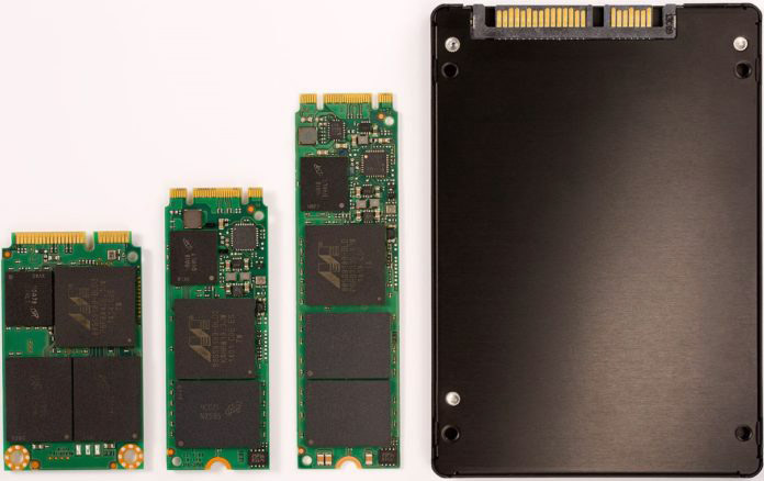 What is an SSD - different kinds of SSD.
