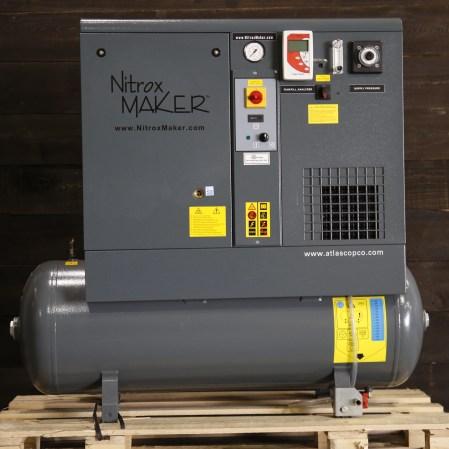 high qualit nitrox generator cool low temperature dry nitrox generator