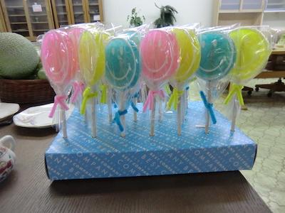 スマイリーキャンディー ¥230