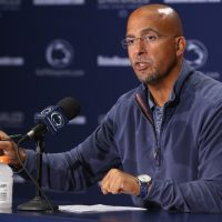 Franklin: PSU will continue to look in transfer portal for QB and 'every position'