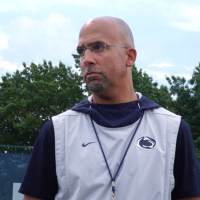 5 Things James Franklin said today that you should know about. And why did he punt trailing late in game?