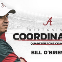 Alabama makes it official with Bill O'Brien hiring