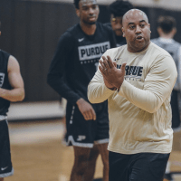 Coach search: Purdue's Shrewsberry great candidate