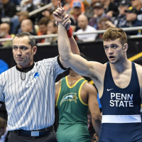 PSU Wrestling: Lions' lineup, pre-seeds revealed for Big Ten Championships