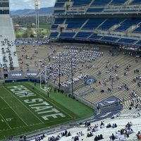 Penn State spring football scrimmage news and notes