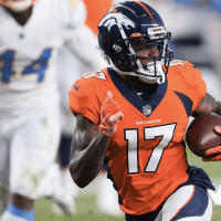 Terrible luck: DaeSean Hamilton suffers costly knee injury, as he awaited being traded by Broncos