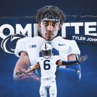 PSU picks up commitment from 3-star WR Tyler Johnson from Virginia