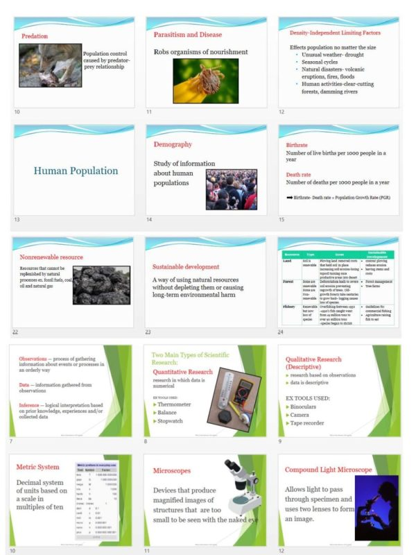 2381059 Page 6 - Physical Science Curriculum - Notes, PowerPoint & Chapter Tests ~EDITABLE Bundle