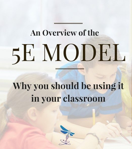 The 5E Instructional Model – Why You Should Be Using It in Your Classroom