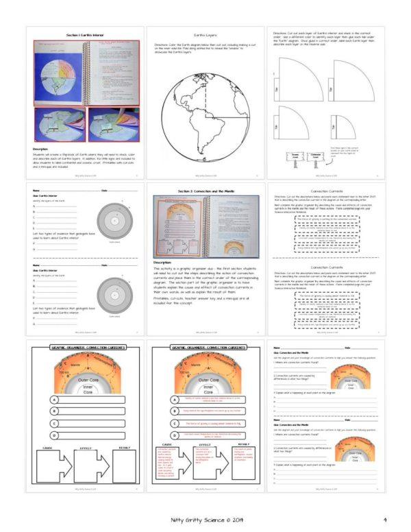 ES INB Plate Tectonics Page 4 - Plate Tectonics