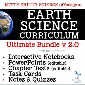 ES Ultimate Bundle - Earth Science Curriculum – Ultimate Bundle v 2.0 ~ NO LABS