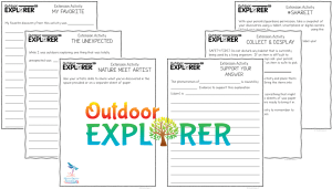 Extension Activities Preview - Extension Activities Preview