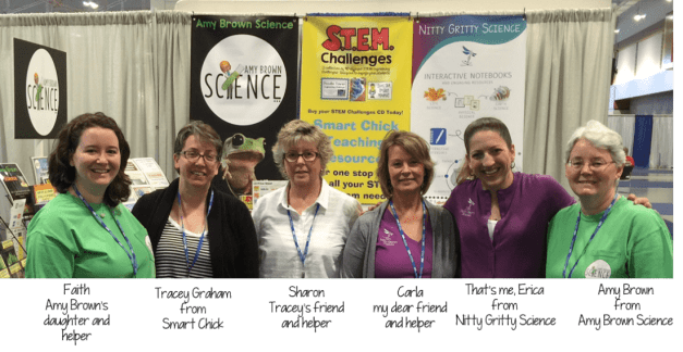 NSTA conf with names