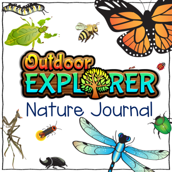 Nature Journal Outdoor Explorer Nitty Gritty Science