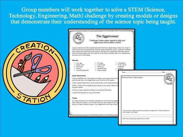 Slide10 4 - EARTH SCIENCE Demos, Labs & Science Stations BUNDLE