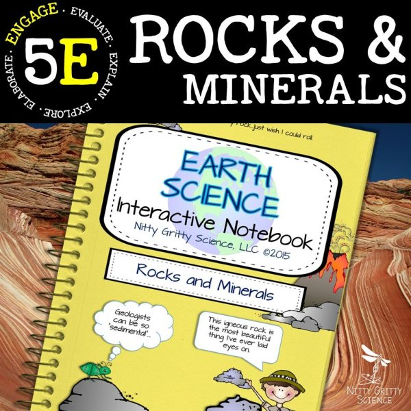 Slide8 - Rocks and Minerals
