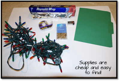 Supplies - STEM Activity: Holiday Light Circuits