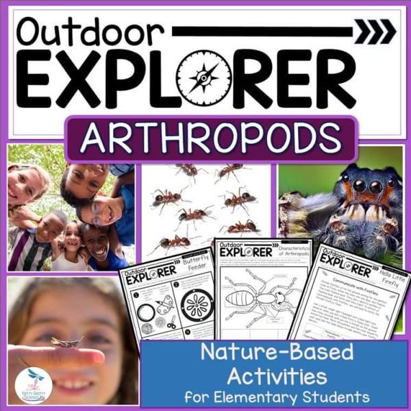 arthropods outdoor explorer featured image - ARTHROPODS - Outdoor Explorer