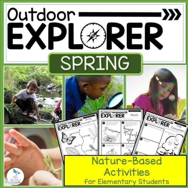 outdoor explorer spring activities featured image - Outdoor Explorer - SPRING Activities