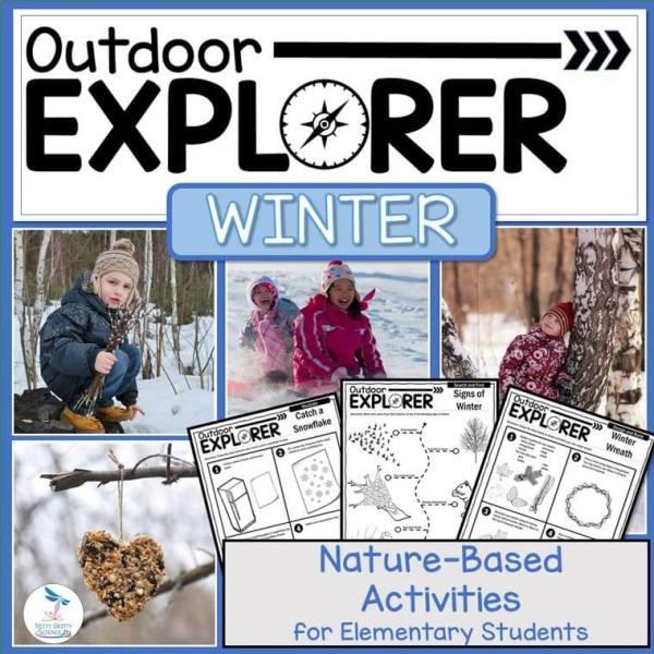 outdoor explorer winter activities featured image - Outdoor Explorer - WINTER Activities