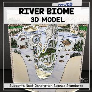 river biome model 3d model biome project featured image - River Biome Model - 3D Model - Biome Project